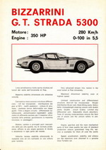 Thiumb Bizzarrini 5300